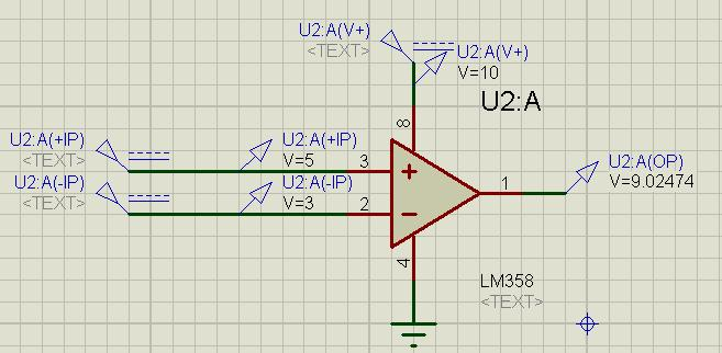 vklyuchenie operational amplifier without feedback svyazi