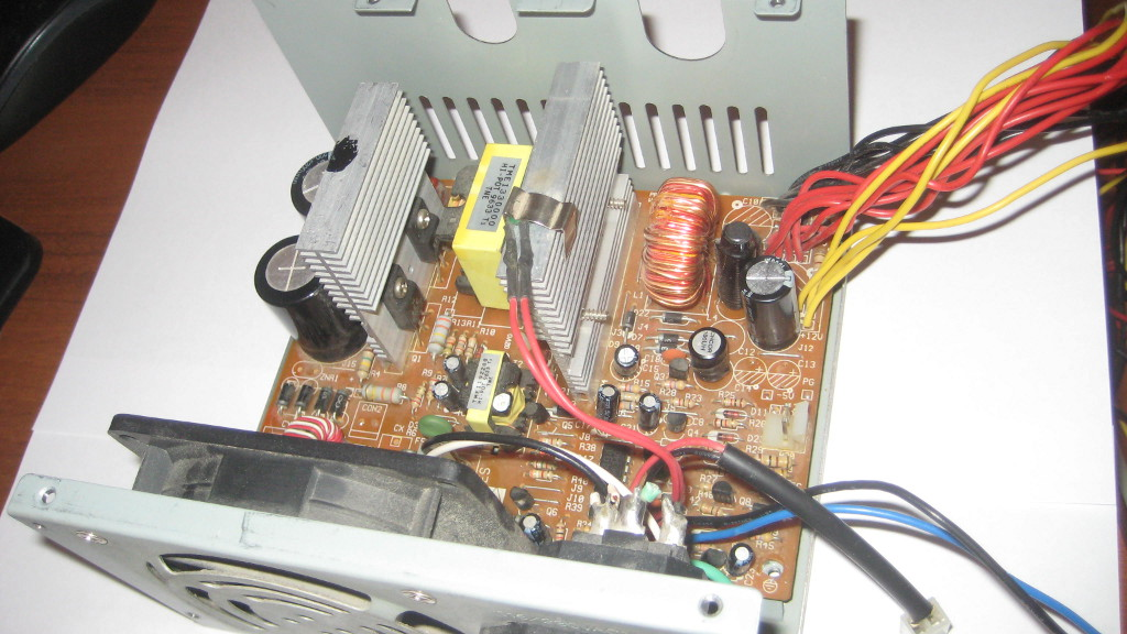 power supply for soldering station
